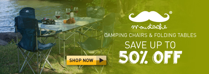 Camping chair & tables