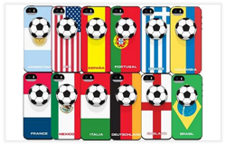 LIMITED QTY! TruProtection® iPhone 5/5S World Cup Cases