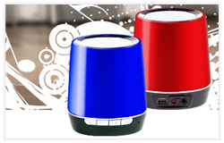 Portable Bluetooth Wireless Mini Speaker with Mic/Card slot