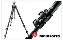 Manfrotto MT294C3 Carbon Fiber Tripod