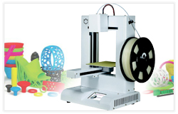 IdeaWerk™ Desktop 3D Printer