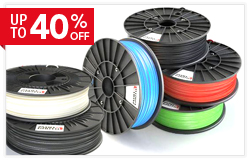 Premium 3D Printer Filament Supplies