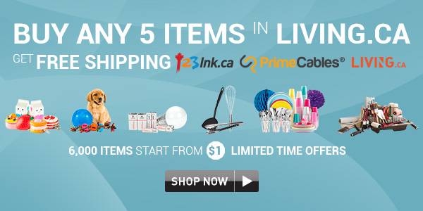 Living.ca deals of the week