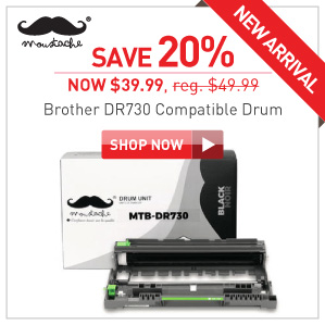 Brother DR730 Compatible Drum $39.99