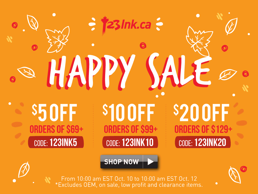 Happy Sale up to $20 off coupons
