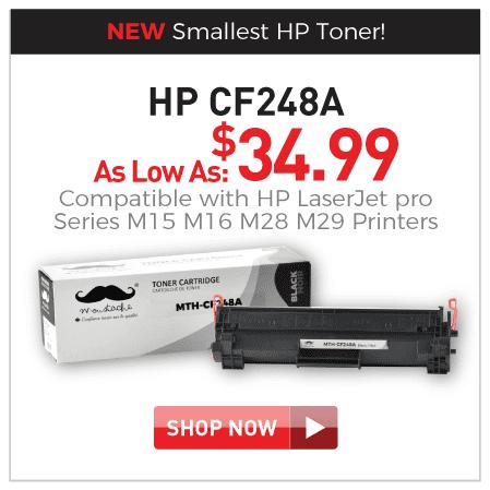 HP CF248A toner $34.99