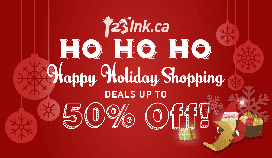 Boxing Day Sales 123Ink.ca